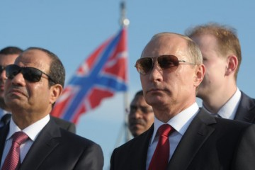 Sisi in Moscow