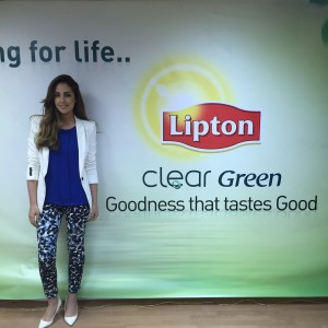 Fayrouz, Lipton Brand Ambassador
