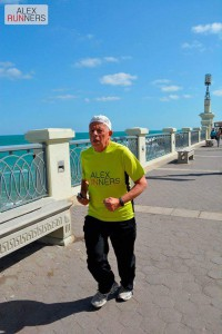 73 year old Alex Runners member