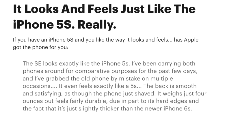 What Do The Reviews Say About T487he New iPhone SE Digg