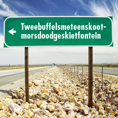 Tweebuffelsmeteenskootmorsdoodgeskietfontein