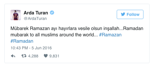 These Celebrities Wished All Mrtuslims a Blessed Ramadan This Year Mvslim