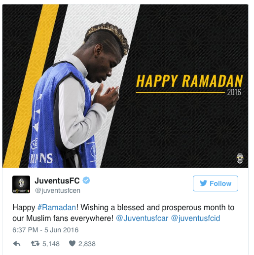 These Celebrities Wishedty5y All Muslims a Blessed Ramadan This Year Mvslim
