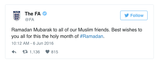These Celessssbrities Wished All Muslims a Blessed Ramadan This Year Mvslim