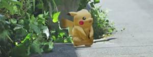 Screenshot Pokemon Go