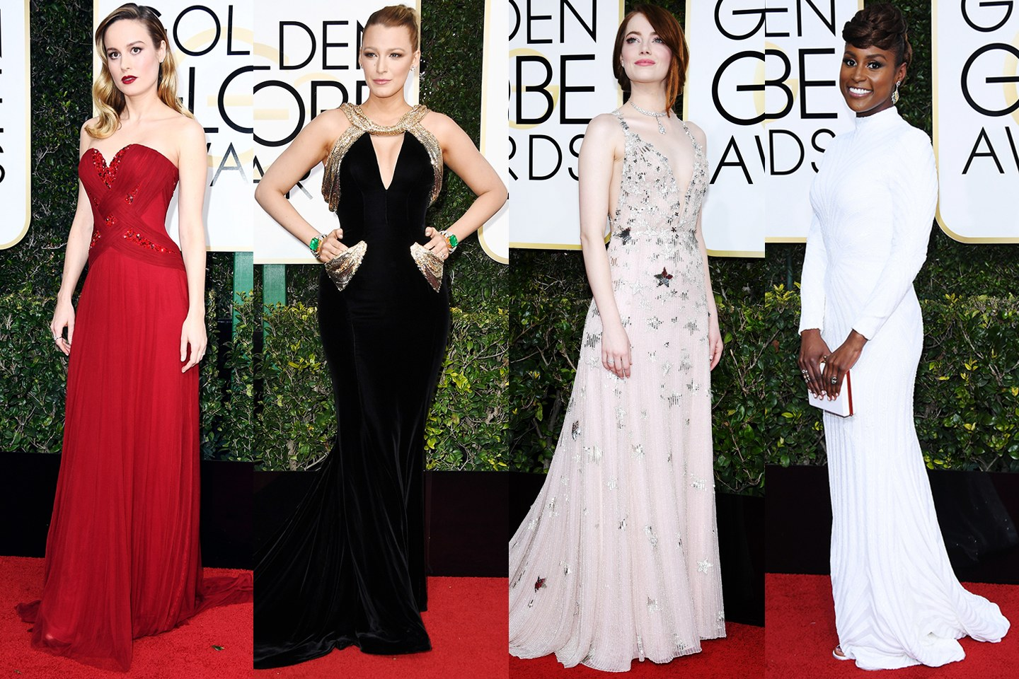 16 Golden Globes 2017 dresses you NEED to see! – SeeThru
