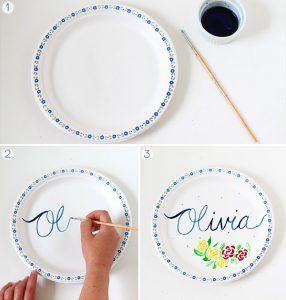 painted-plates