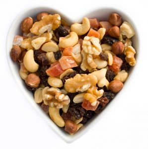 I heart fruits and nuts