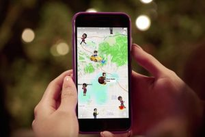 Snapchat-map