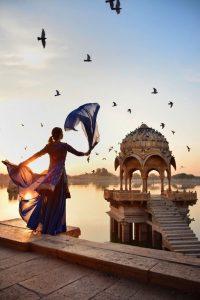 Jaisalmer Sunrise India