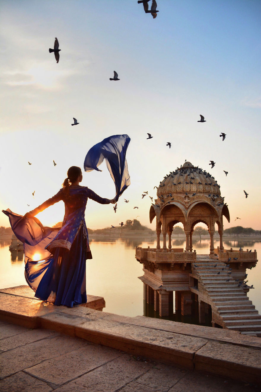 Jaisalmer Sunrise India