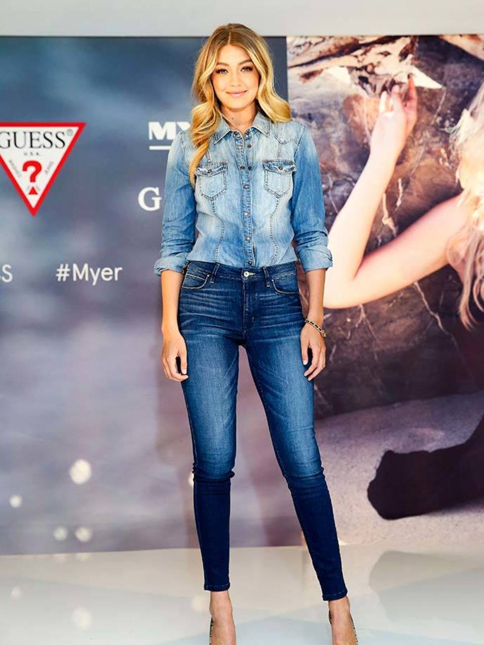 Trending Tuesday How To Wear A Denim Jacket Seethru