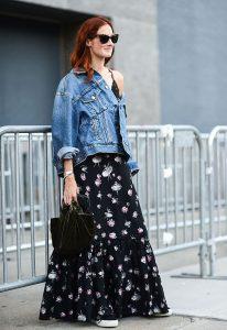 jean-jacket-and-maxi-dress-GettyImages-Daniel-Zuchnik-586d410c5f9b584db3da2b68