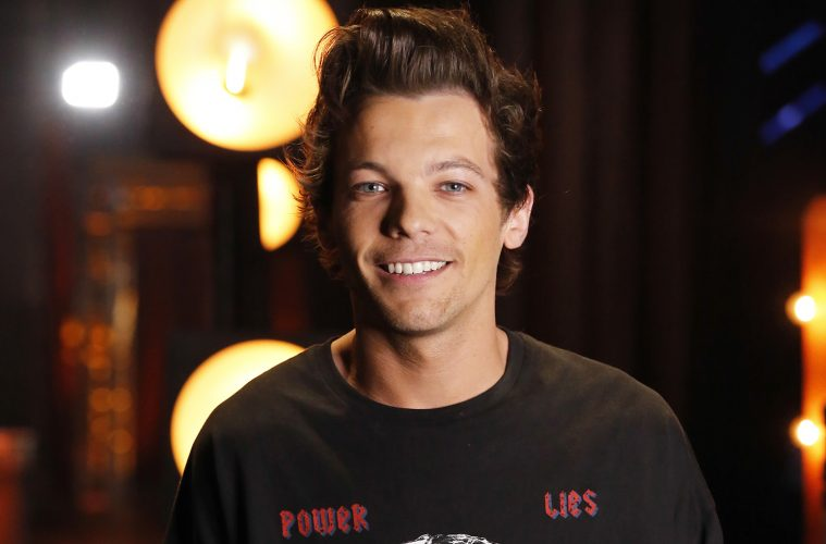 "AMERICA'S GOT TALENT -- ""CBS Radford Auditions"" -- Pictured: Louis Tomlinson -- (Photo by: Vivian Zink/NBC/NBCU Photo Bank via Getty Images)"