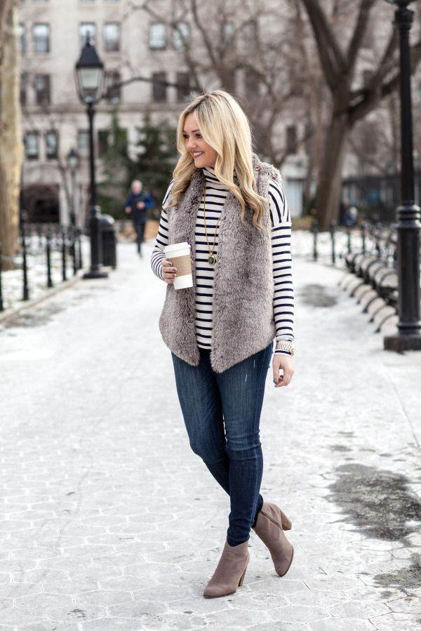 striped turtleneck outfits 64515
