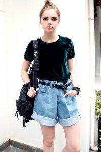 0254a72844ebae15ddeec62048c9f12f--baggy-shorts-belted-shorts