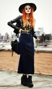 3hnyei-l-610x610-skirt-suede-blue-long-fuzzy-belt-maxiskirt-shoes-hat-jacket-winter+outfits-velvet+skirt-shirt-punk-grunge-soft+grunge