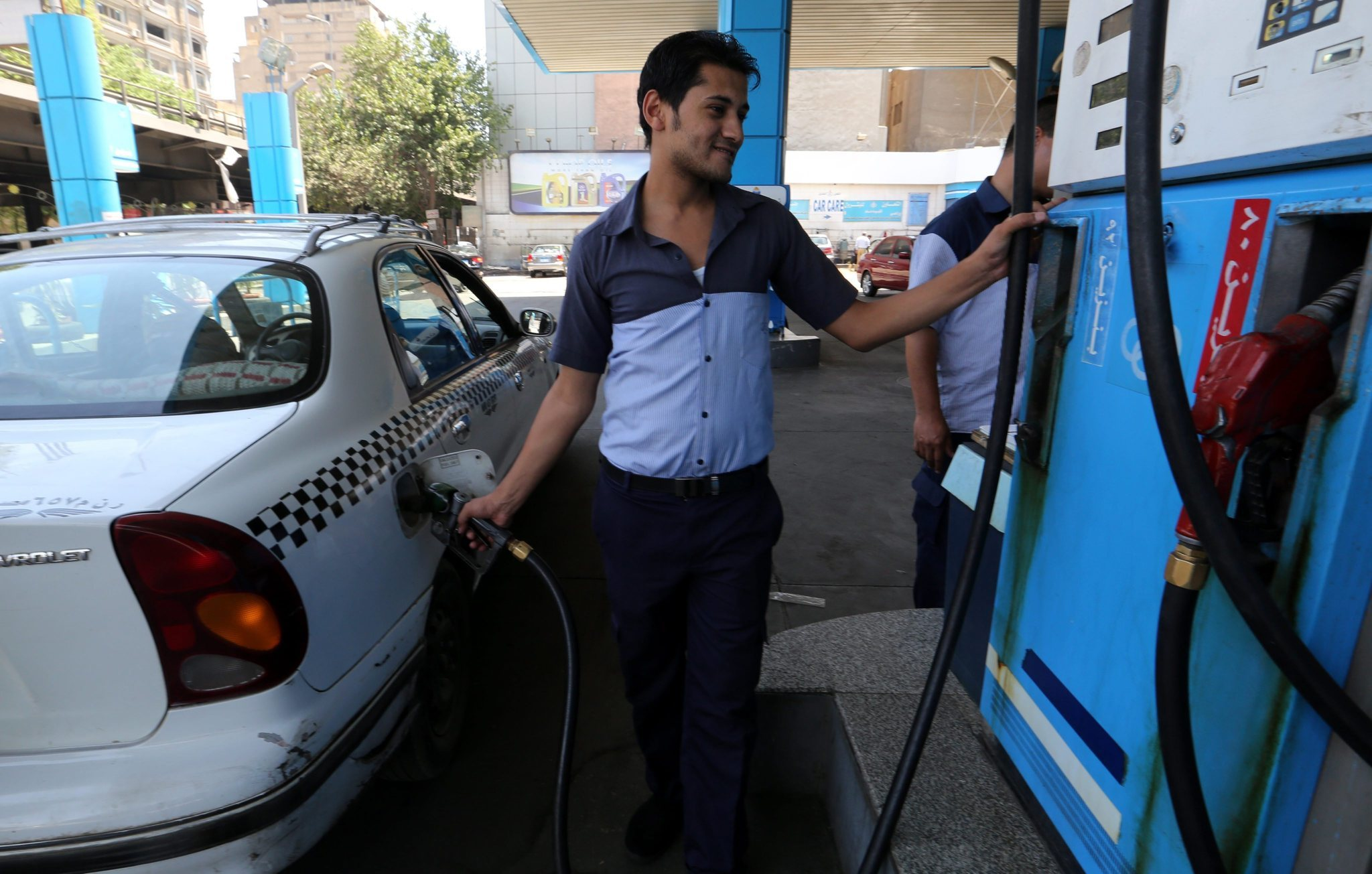 la-fg-egypt-gas-prices-soar-egyptian-public-exasperated-20140705