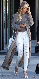 November 8, 2015: Recently single Gigi Hadid and her mother Yolanda Foster walk togther in Soho in New York City.  Hadid was recently dating Joe Jonas.  Hadid will also walk the Victoria's Secret Fashion Show for the first time on November 10th. Mandatory Credit: Zelig Shaul/ACE/INFphoto.com Ref.: infusny-220