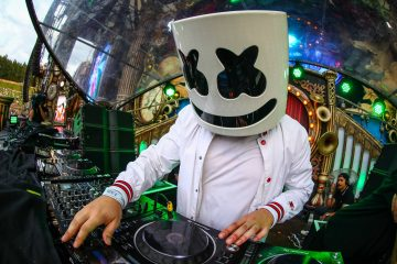 Tomorrowland-2017-Marshmello