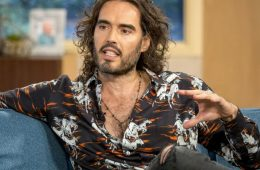 EDITORIAL USE ONLY. NO MERCHANDISING Mandatory Credit: Photo by Ken McKay/ITV/REX/Shutterstock (9164619df) Russell Brand 'This Morning' TV show, London, UK - 20 Oct 2017 RUSSELL BRAND: THE MAN BEHIND THE SPECTACLE  He?s a comedian, an actor, presenter and all round showman. But in recent months, Russell Brand has been more open and honest than ever about the addictions to alcohol, sex, drugs, food and even his phone, that have plagued his life. Today, he?ll be telling us just how he broke free from those addictions and is ready to get back to what he does best...comedy.