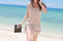Cover-up-swimsuit-Beach-wear-clothes-Swimming-loose-dress-Swimwear-smock-beach-top-bikini-swimwear-Cover