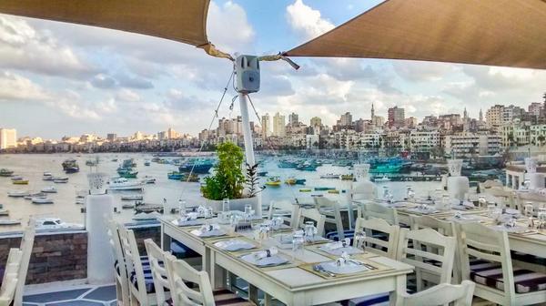 Greek Club Alexandria By Timothy Kaldas
