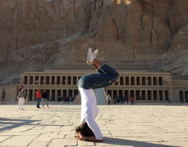 Hatshepsut Temple Valley of the Kings, Luxor, Egypt #ThisIsEgypt