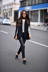 Striped-Sweater-and-Leather-Jeans (1)