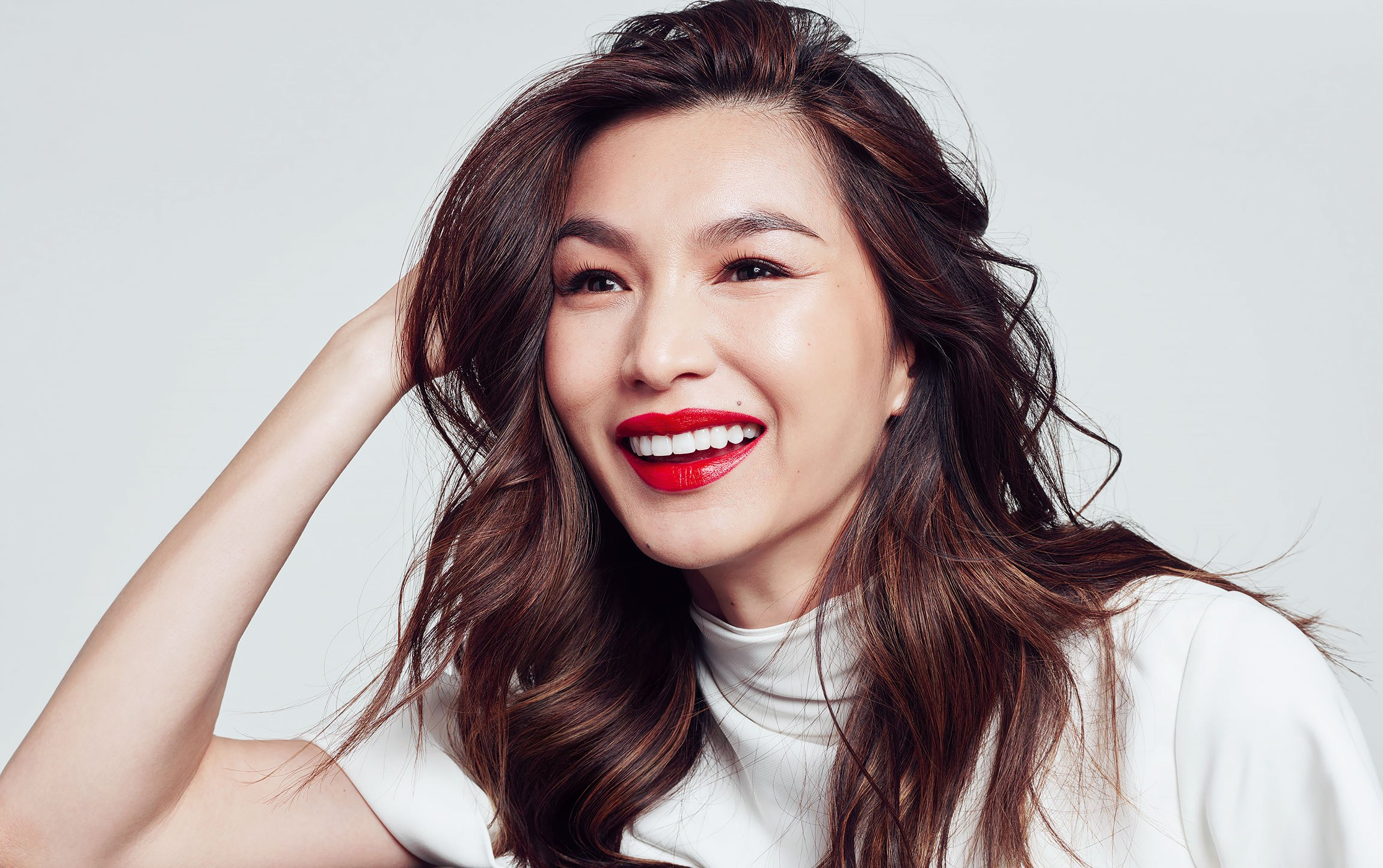 Gemma-Chan-New-Face-of-LOreal-Paris-Promo