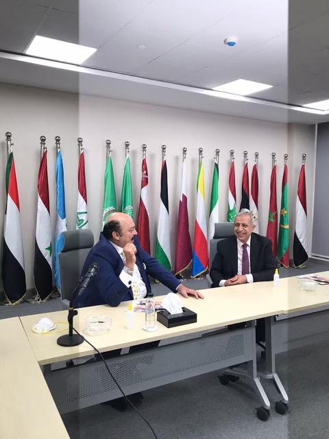 Prof. Ismail Abd El Ghaffar & Lord Yashar Helmy
